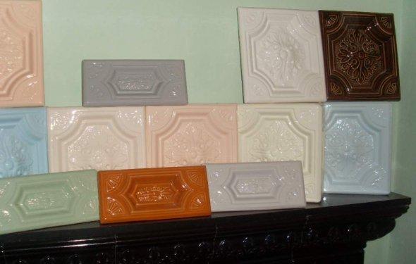 Изделия из керамики ручной