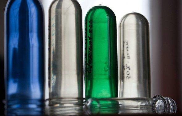 Как перерабатывают пластиковые
