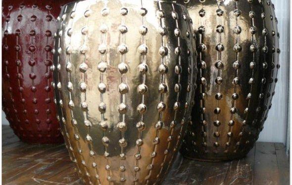Laos Лаос Кашпо керамические